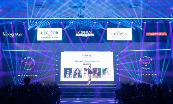 L'Oréal conference events agency