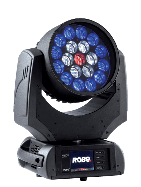 ROBE Robin 300 ledwash hire